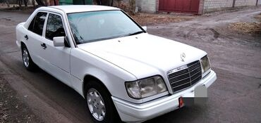 Mercedes-Benz W124 2.2 л. 1994