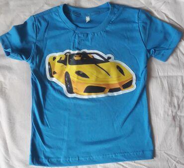 Svetleće, zvučne majice za dečake, veličine od 4-14