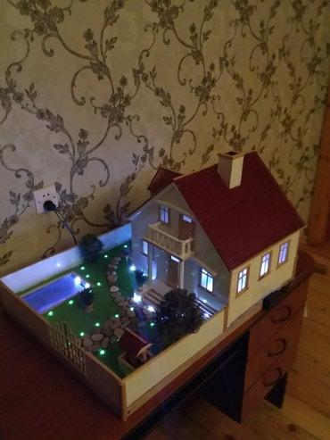 Maket ev(villa) el işi в Gəncə