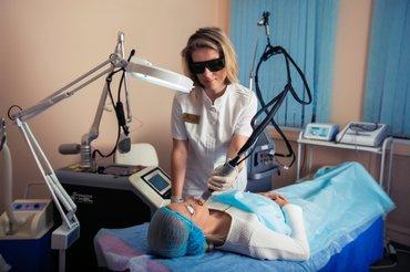 Косметолог. Косметология. Салон в Бишкек