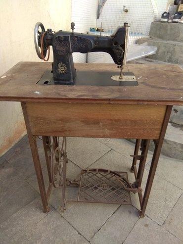 Bakı şəhərində Qedimi tikis aparati satilir. Qiymet 250-azn