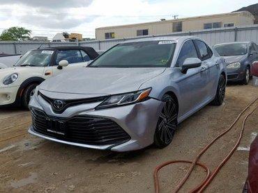 Toyota Camry 2.5 l. 2018 | 12142 km
