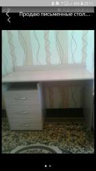 Продаю письменный стол с тумбой в отличном состоянии разм 110-60 в Novopokrovka
