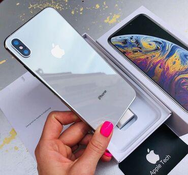 Новый iPhone Xs Max 64 ГБ Белый