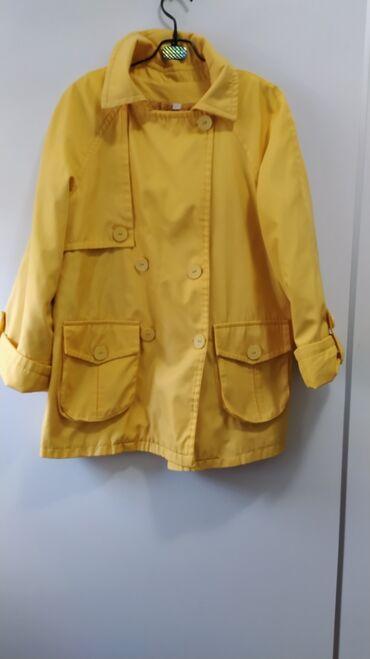 Женская одежда - Мыкан: Яркая лёгкая осенне - весенняя куртка, состояние отличное, размер