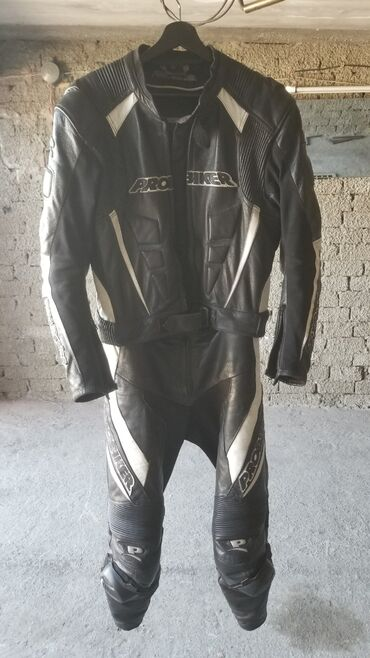 Спортивная форма - Кыргызстан: Мотоэкиперовка PROBIKER размер 52 на рост 175-180 вес 80-90 кг в