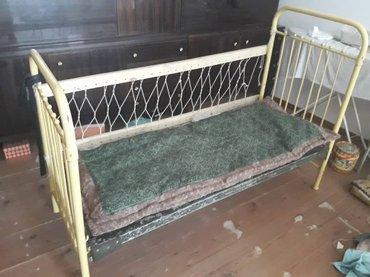 Продаю железную детскую кровать. в Бишкек