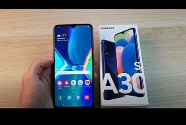 Samsung s 5 - Azərbaycan: Yeni galaxy A30 S 3/32 black qiymet sondu 250 azn, telefon isteyerem