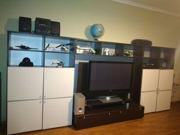 Комплект из плазменного телевизора и мебели. В Мардакянах. В отличном