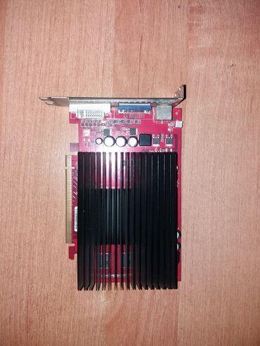 GeForce 9500 pci-e, 512Mb DDR2 128bitПолностью рабочия карточка