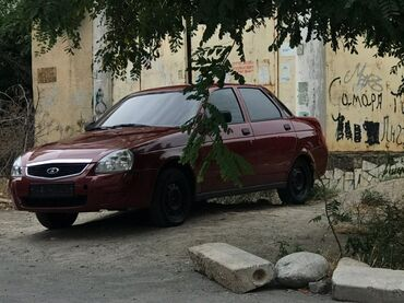 приора в Кыргызстан: ВАЗ (ЛАДА) Priora 1.6 л. 2007 | 180000 км