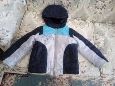 Продаю куртку и штаны на позднюю осень в хорошем состоянии на возраст