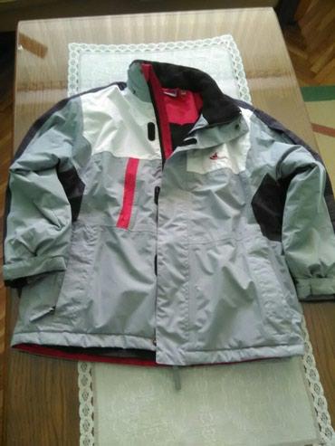 Dečije jakne i kaputi | Kikinda: Dečija jakna br.122/128 u dobrom stanju