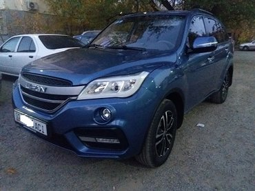 Продается кроссовер LIFAN X60 1.8 VVTI привод передний левый в Бишкек