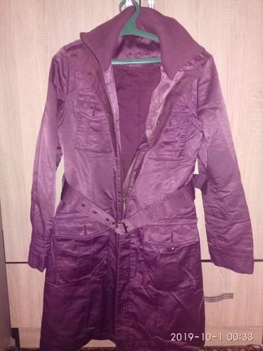 женские пальто в алматы в Кыргызстан: Куртка пальто женское.размер 48,50
