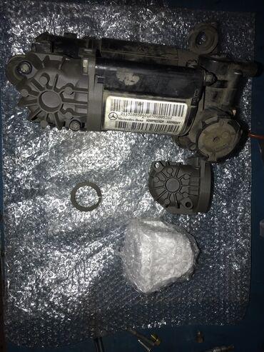 Ремонт пневмо компрессор Mercedes Мерседец мерц мерс w220, s500, s430