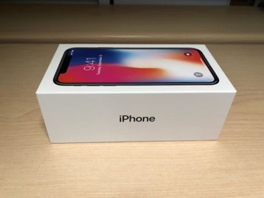 Brand New Original Apple IPhone x 10 WhatsApp: + σε Athens