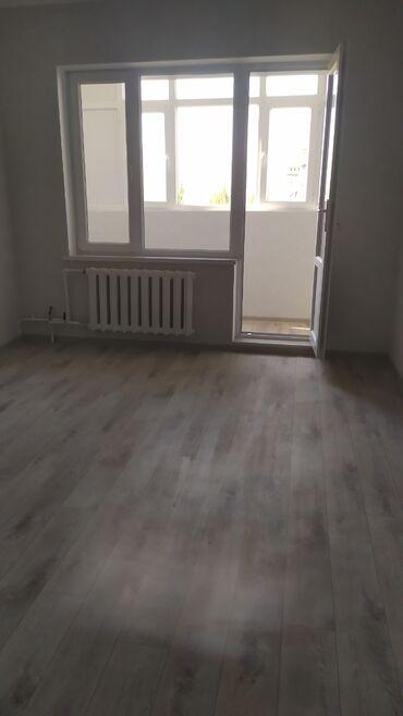кафель работа цена in Кыргызстан | ОТДЕЛОЧНЫЕ РАБОТЫ: 105 серия, 1 комната, 36 кв. м Лифт, С мебелью, Евроремонт