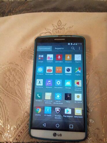 LG - Кыргызстан: 3 оперативно память 32 гб 13 мп камера только телефон и чехол