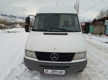 Продаю Mercedes Benz Sprinter 312D maxi, 16 мест в Бишкек