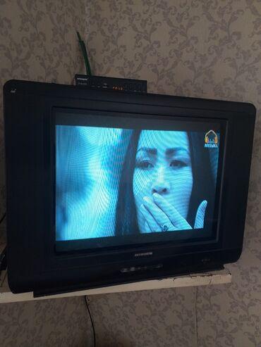 zhenskoe plate 52 в Кыргызстан: Продаётся телевизор, в хорошем состоянии, рабочий, показывается