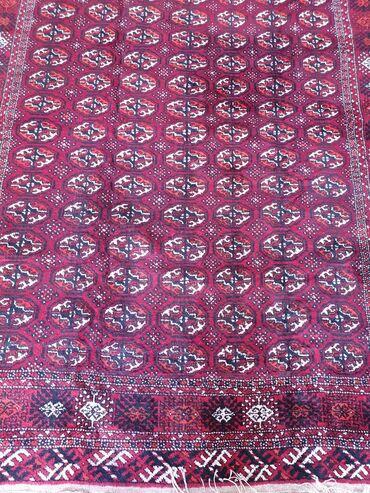 Продаю туркменский ковер, ручной работы