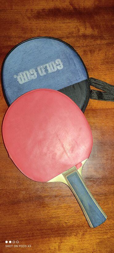 Спорт и хобби - Каракол: Продаю профессиональную теннисную ракетку