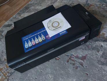 Принтер EPSON б/у. Продаём на запчасти, так же можете починить сами