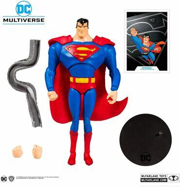 Video igre i konzole | Srbija: Superman From The Batman Animated Series  Visina 17 cm