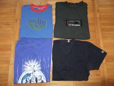 Motorna testera - Srbija: Puma,Jonsered itd vel L 4 kom.U paketu se nalaze 4 majice, 1 Puma
