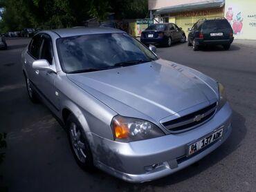 Chevrolet в Бишкек: Chevrolet Evanda 2 л. 2005   140 км