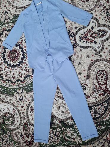 Женская одежда - Кок-Ой: Продаю  одевала пару раз  состояние отличное  размер 44-46