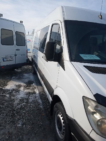 Mercedes-Benz Sprinter 3 л. 2007