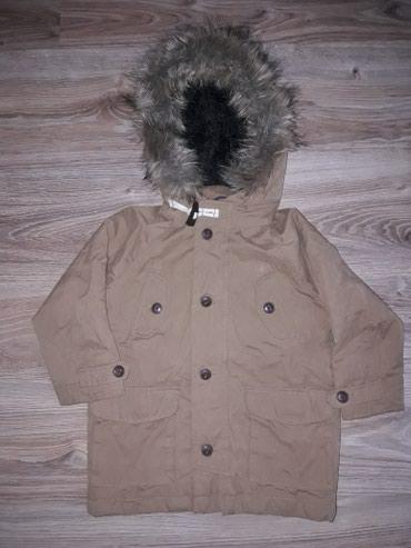 Продается куртка-парка на мальчика 4-5 в Бишкек