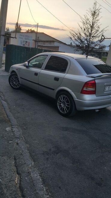 Opel Astra 1.6 l. 1998 | 256500 km