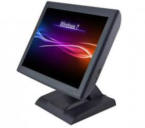Сенсорный моноблок YP-270 Размер экрана: 15 дюйм Inter Celeron J1800