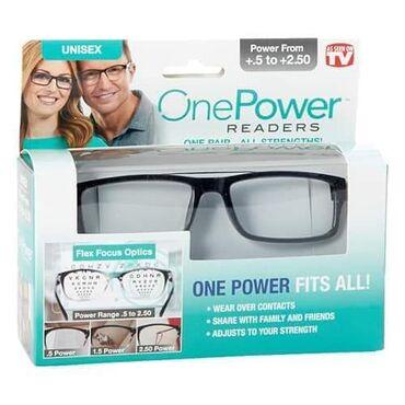 Naocare jedna dioptrija odgovara svima ( One Power Readers )Cena