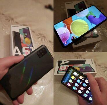 Samsung a51 kabura - Azərbaycan: Samsung A51 qara