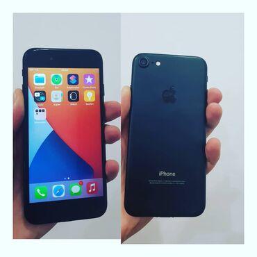 mangal satilir in Azərbaycan   DIGƏR TIKINTI XIDMƏTLƏRI: IPhone 7   32 GB   Qara İşlənmiş   Barmaq izi