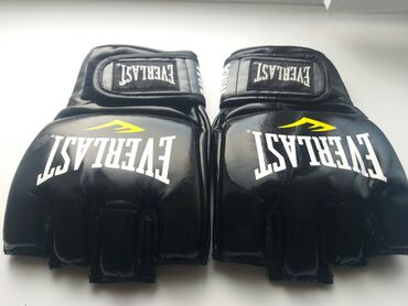 Снарядки EVERLAST, для занятий MMA, оригинал, размер L/XLДоставка по