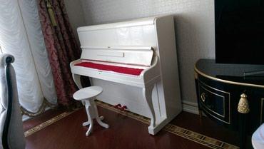 """Bakı şəhərində """"Calisia"""" piano... Almaniya, Çexiya ve Rusiya istehsalı yüksek"""