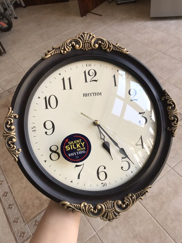 Японские часы Rhythm CMG433NR06Тип механизма - КварцевыйВысота -