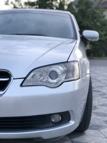 Subaru - Кыргызстан: Subaru Legacy 3 л. 2004   90000 км
