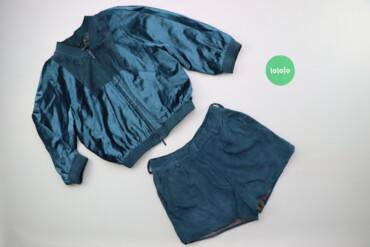 Жіночий стильний костюм, р. XS/S (толстовка та шорти)    Толстовка, p