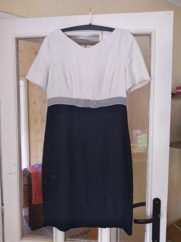 Ženska odeća | Knjazevac: Haljina,polovna,malo rasiven razrez ali moze lako da se sredi