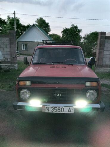 нива тайга бишкек in Кыргызстан | АВТОЗАПЧАСТИ: Другое 1.7 л. 1996