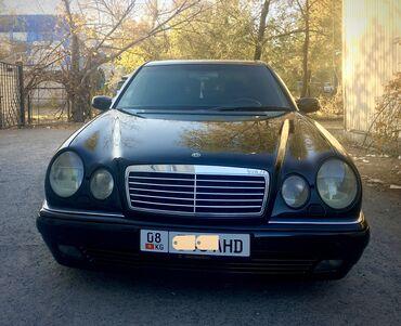 Mercedes-Benz E-Class 4.2 л. 1997