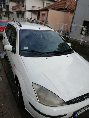 Vozila - Srbija: Ford Focus 1.8 l. 2002 | 220000 km
