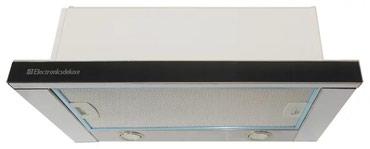 вытяжка циркуляция в Кыргызстан: Встраиваемая вытяжка Electronicsdeluxe IREN GLASS ACB SP60