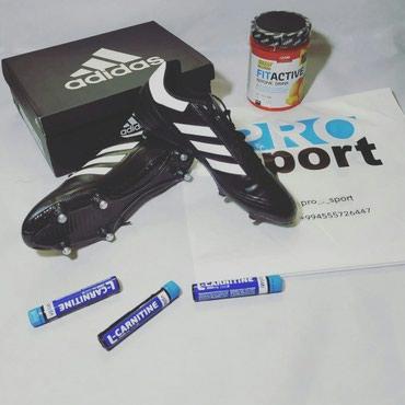 Bakı şəhərində Adidas Boots
